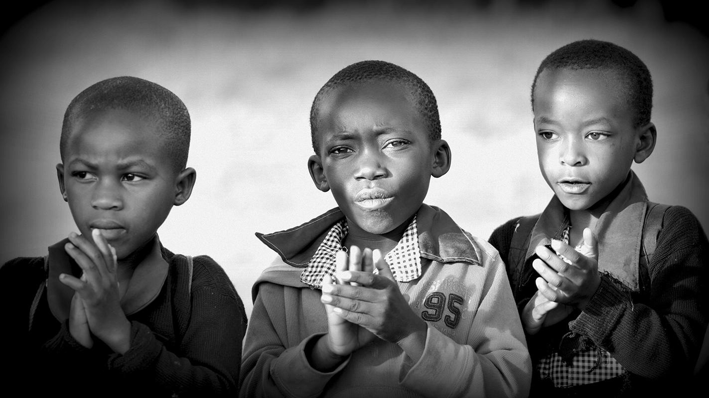 Afrikai iskolások (2012)