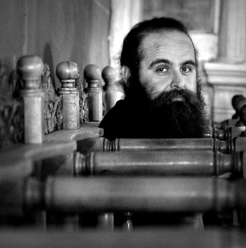 Görög ortodox pap (2009)